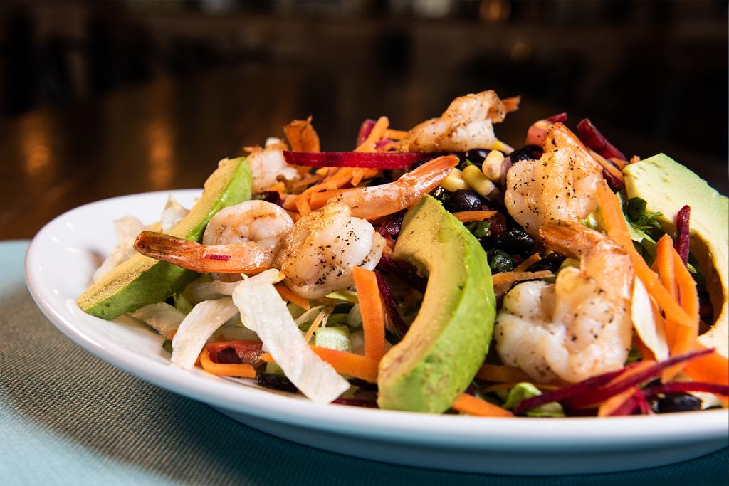 Avocado Shrimp-Salad